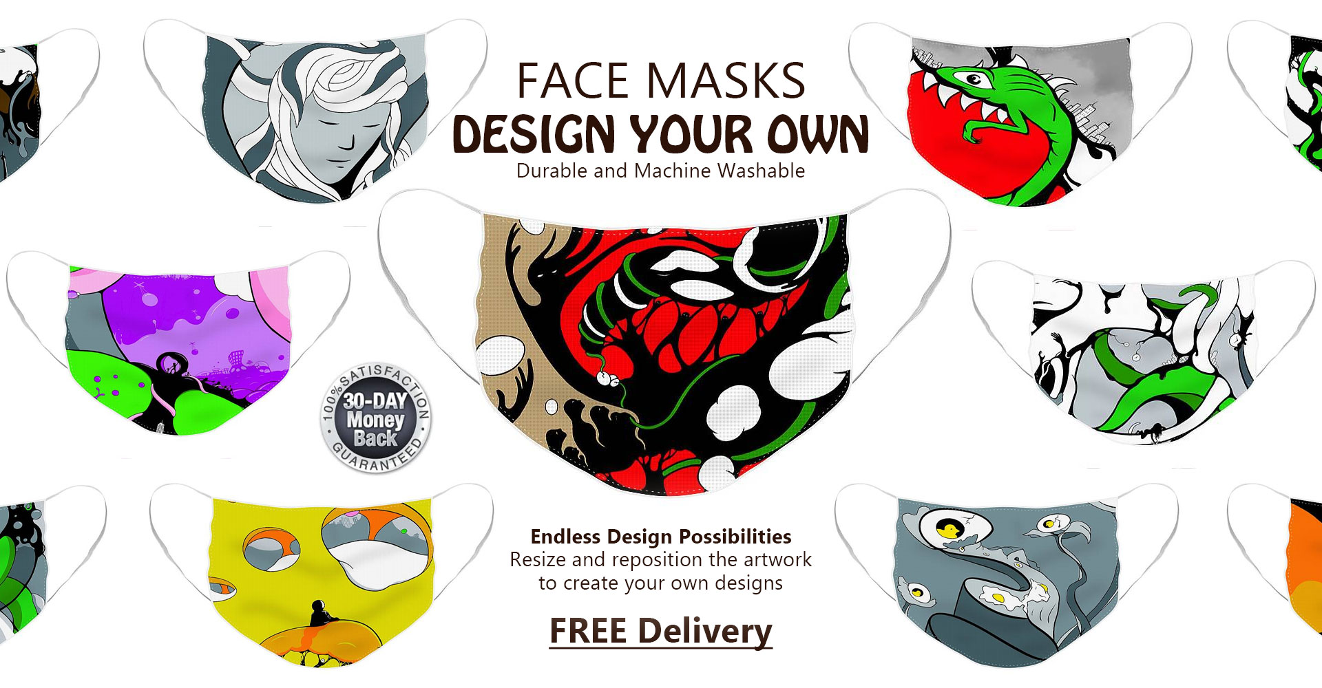 Face Masks For Sale