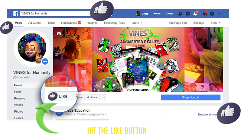 VINES-for-Humanity-FB-like