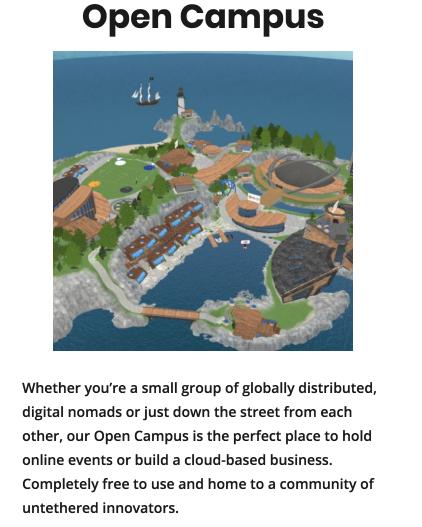 VirBELA-open-campus